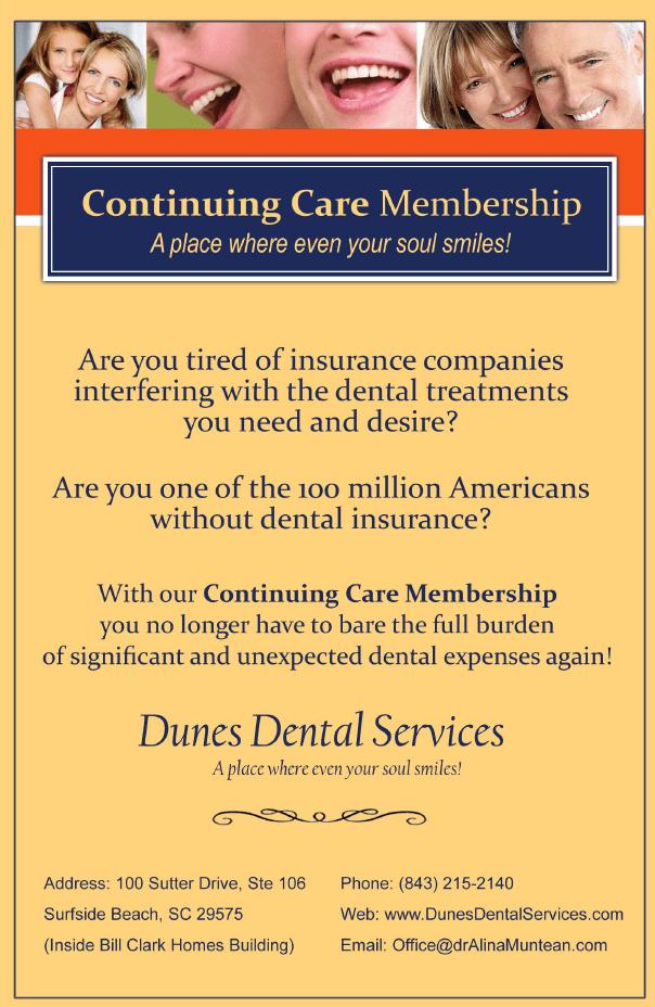 Continuing Care Membership